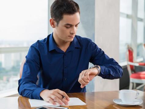 Meu patrão pode mudar meu horário de trabalho?