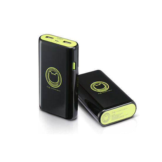 Hotway Probox Contrast Series 10,050Mah Black Powerbank