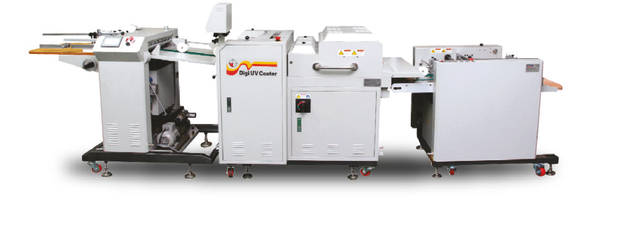 Kisun UV Coater