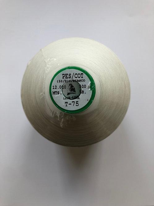T75 White thread