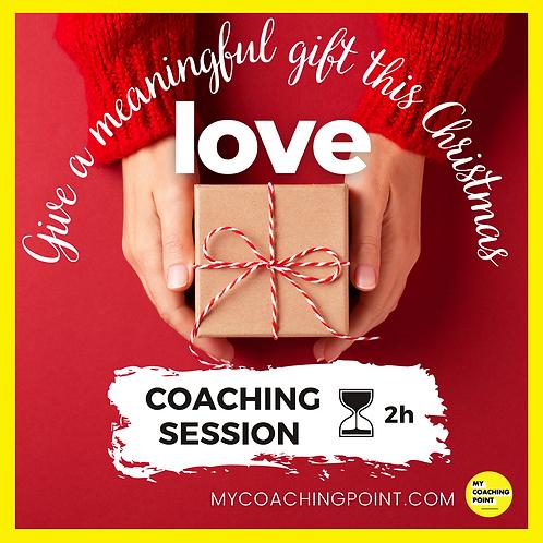 Coaching Session (X-mas Gift)