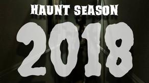 Haunt Season 2018 Updates