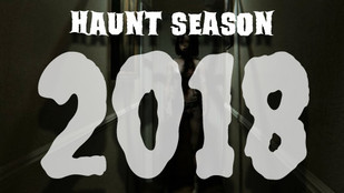 Haunt Season 2018 Updates