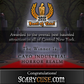 The 2015 Scarycuse OSCARE Awards Announcements
