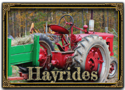 View Haunted Hayrides in Syracuse and Central New York