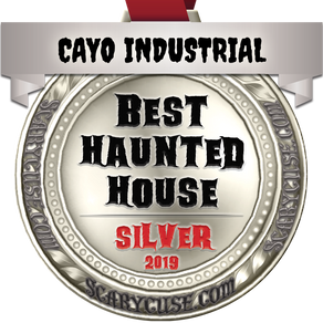 Cayo Industrial Horror Realm