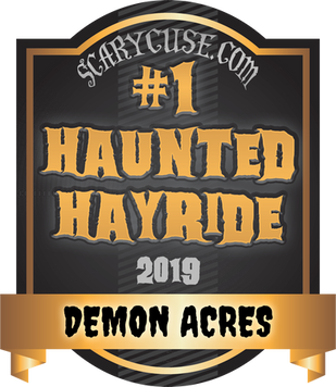 2019 Scarycuse Haunted Attraction Awards