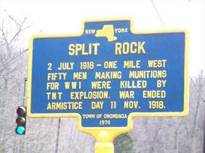 Scarycuse Real Hauntings: Split Rock Quarry - Syracuse, NY