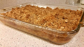 Best NY Apple-Crisp Ever (Secret Recipe)