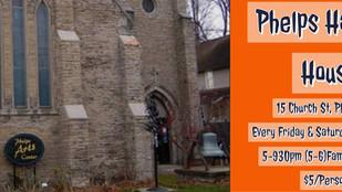 Haunterview: Phelps Haunted House