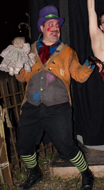 Xavier at Frightmare Farms