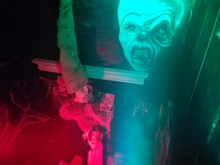 Haunterview: CMC Haunted House