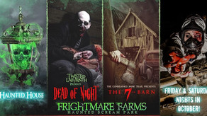 Review: Frightmare Farms Haunted Scream Park 2019