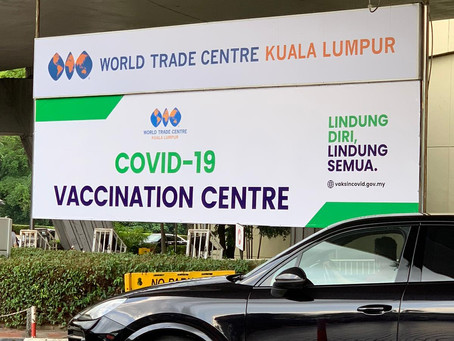 Our Covid-19 Vaccination Journey