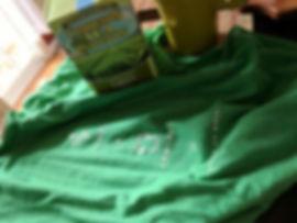 Tea + Shirt = Tea-Shirt