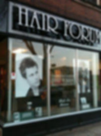 Hair Forum campus hair salon