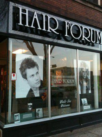 Hair Forum campus hair salon
