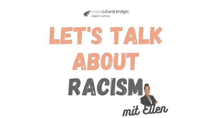 Lets talk about Racism - foto de quer.pn