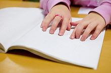 leitura Braille