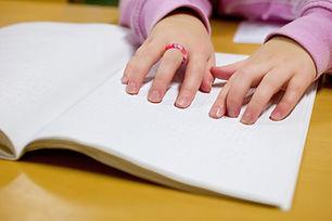 Lesen Braille
