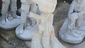 Patriotic and Military Statues