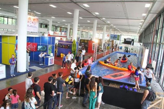 375079d951 Adventure Sports Fair 2017 reúne o melhor do turismo e esportes de aventura  em outubro