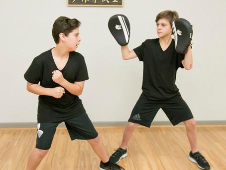 Shaolin Teen Holiday Workshop