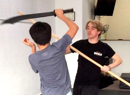 Fun for teens With Martial Arts during school holidays