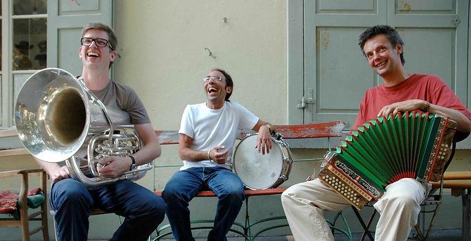 Albin Brun's Nah Trio