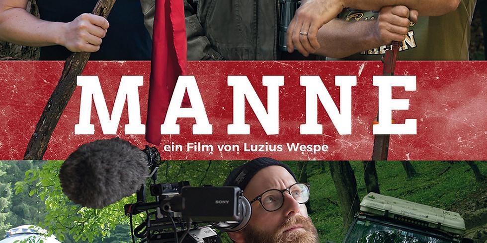 MANNE: Dokumentarfilm 50 Minuten, 2018, Schweiz