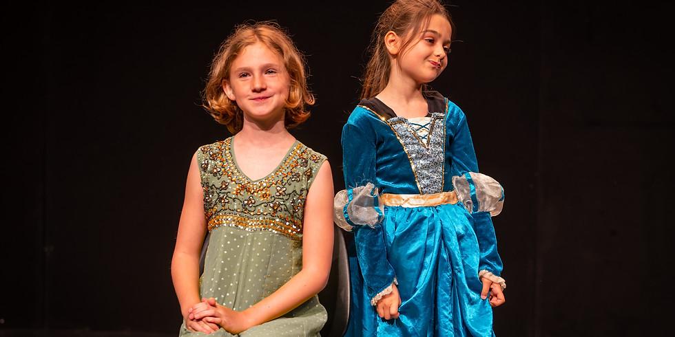 Start Theaterakurse Kinder und Jugendliche