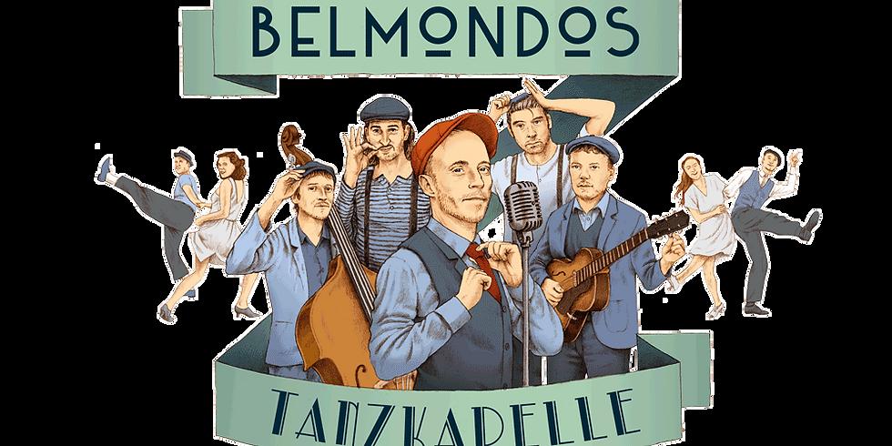Lindy Hop mit Live-Musik von Belmondos Tanzkapelle