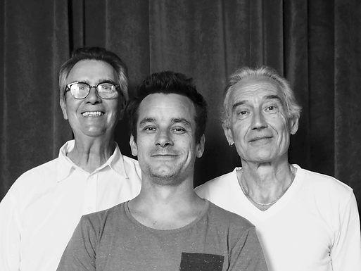 Ruedi Häusermann – Marco Käppeli – Claude Meier