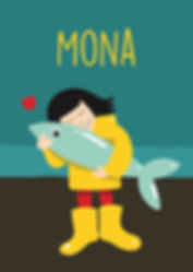 Triplette | Mona