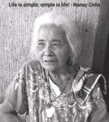 Nanay Cirila