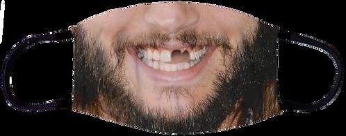 Zahnlos Humor Schutzmaske