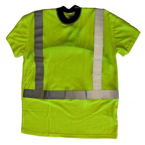 T-Shirt (fluoreszierend) – Fristads