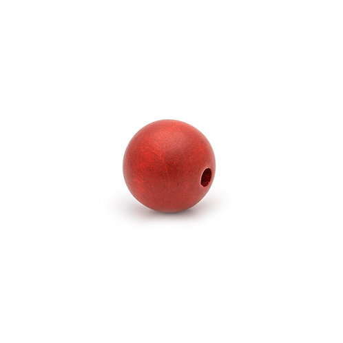 Berry Red Bead