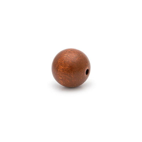Burnt Brown Bead