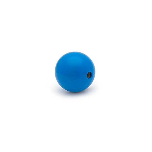 Medium Blue Bead