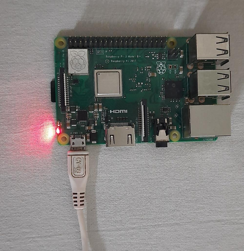Image of Hardware Powered