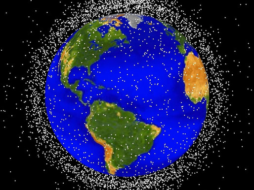 Space traffic - A serious global threat