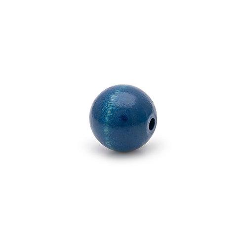Canuck Blue Bead