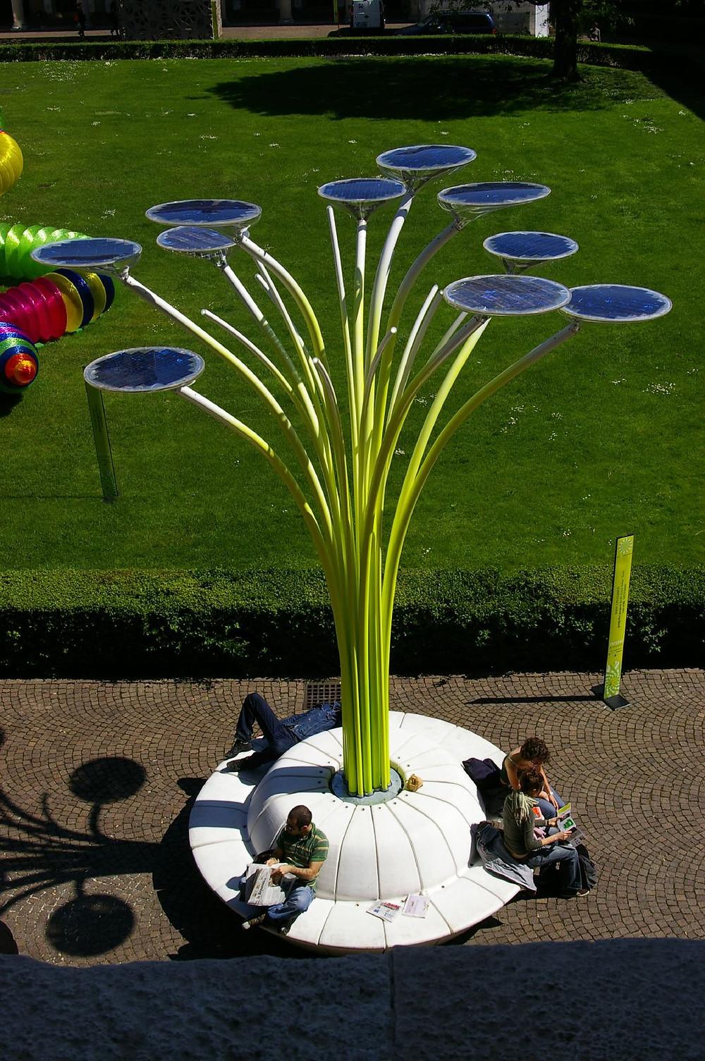 Ross Lovegrove Solar Tree