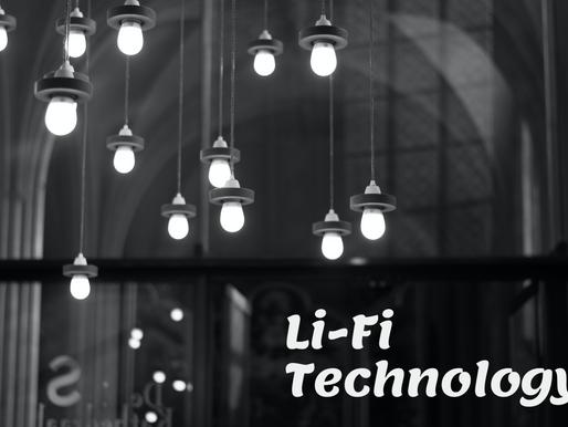 Li-Fi Technology - The future of the internet