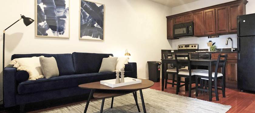 One Bedroom in Two Bedroom Apartment (Shared)