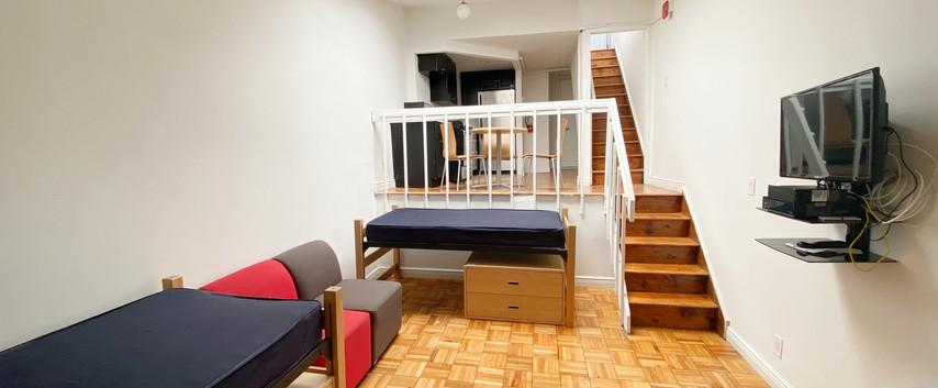New York student housing room 7