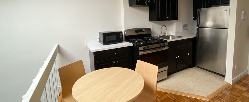 New York student housing room 1