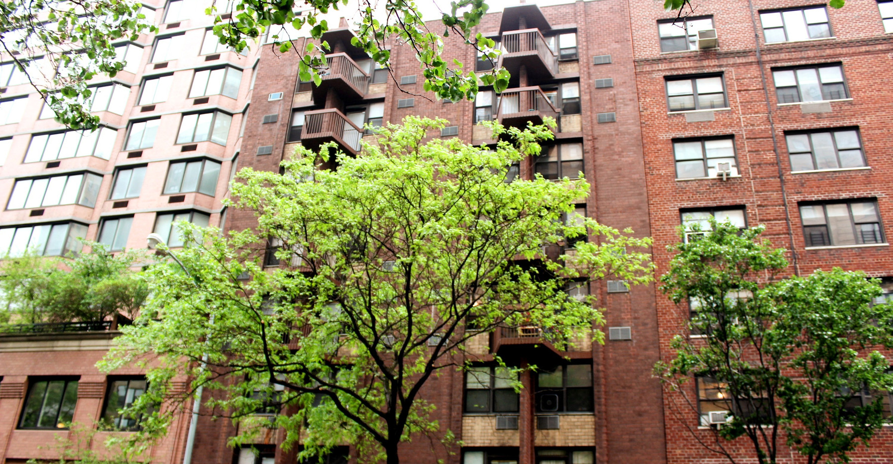 New York student housing building