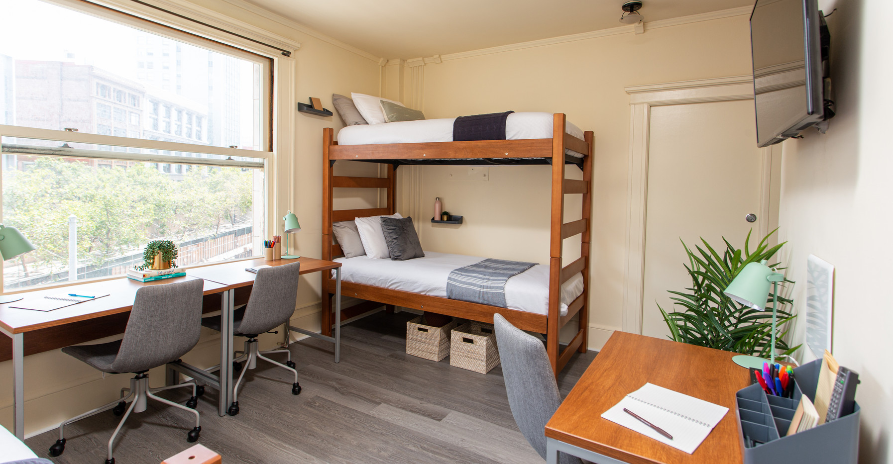 San Francisco student room 7